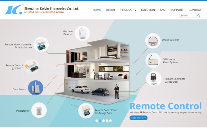 Shenzhen Kelvin Electronics Co., Ltd